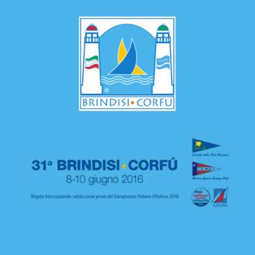 Brindisi – Corfu 2016